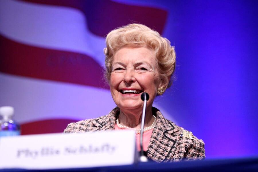 Old Phyllis Schlafly