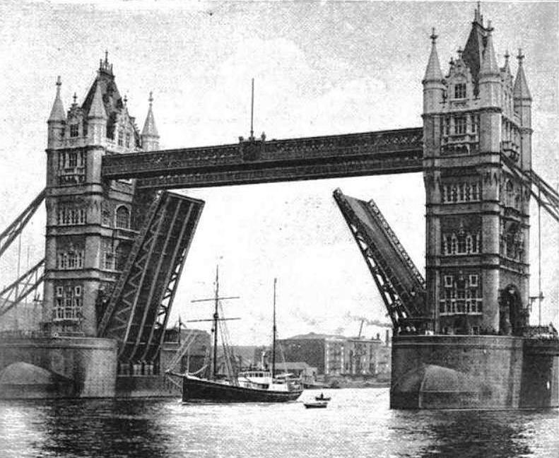 Quest By The London Bridge