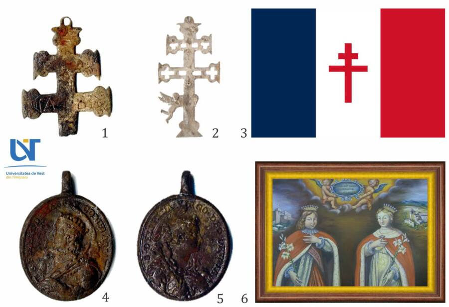 Saint Elzear And Delphina Pendants