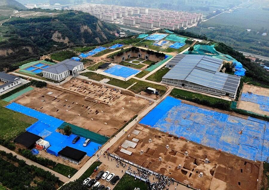 Shuanghuaishu Site