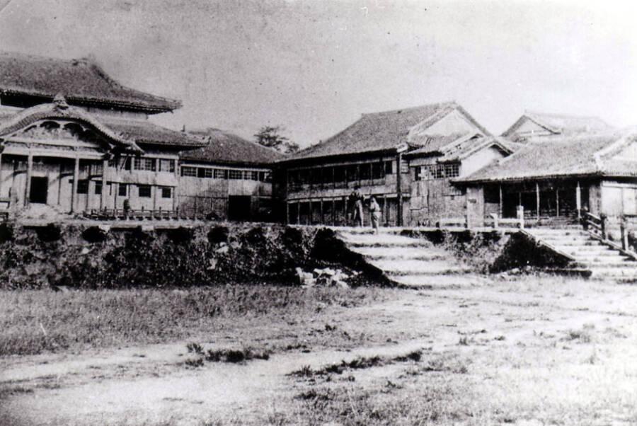 Shuri Castle Pre War
