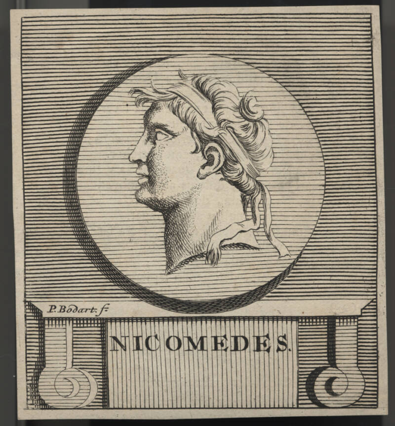 Sketch Of Nicomedes