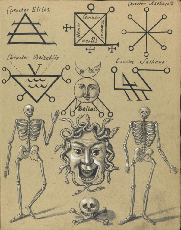Symbols Of Demonology