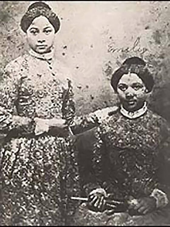 The Edmonson Sisters