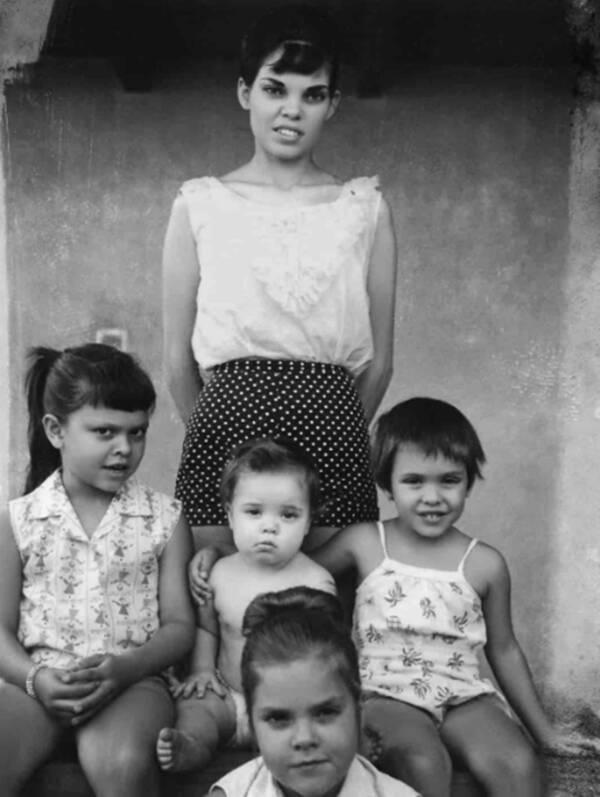 Vivian Liberto And Her Daughters