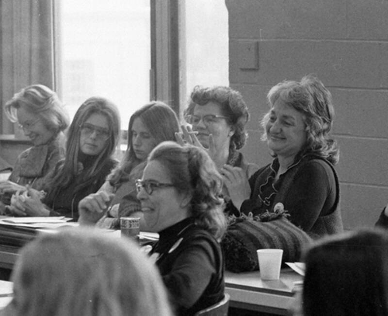 Womens Political Caucus Meeting