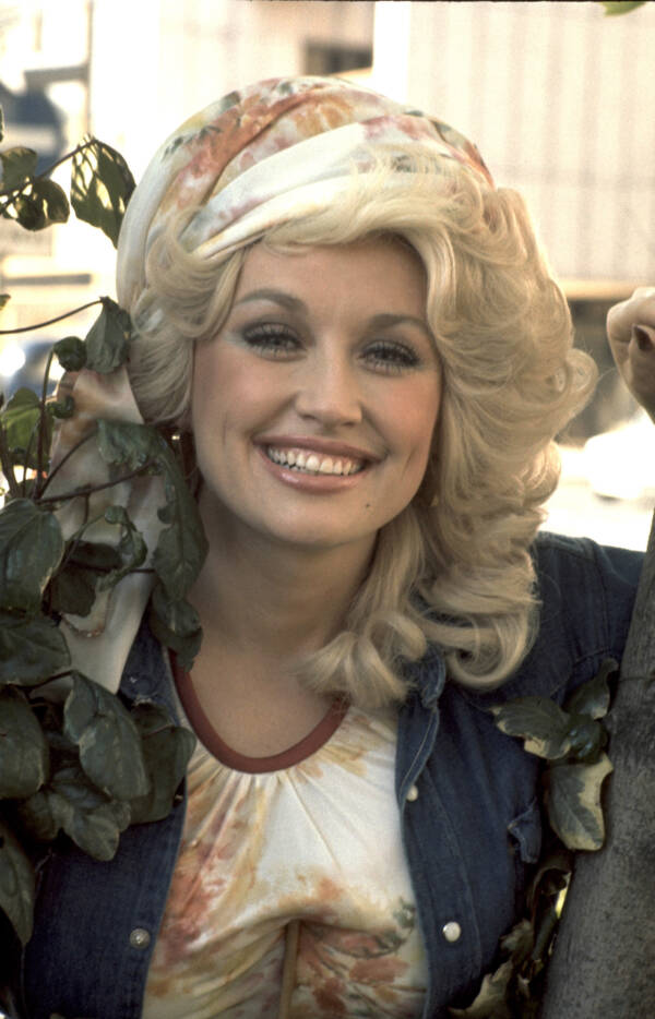 Young Bohemian Dolly Parton