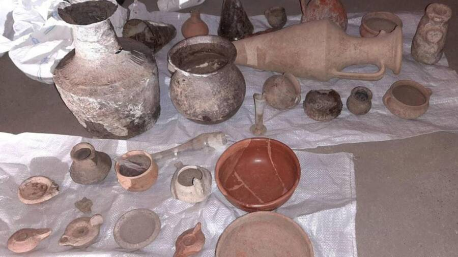 Ancient Artifacts Stolen From Bulgaria