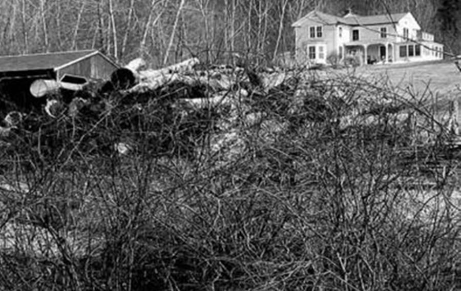 Berkshires Ufo Site