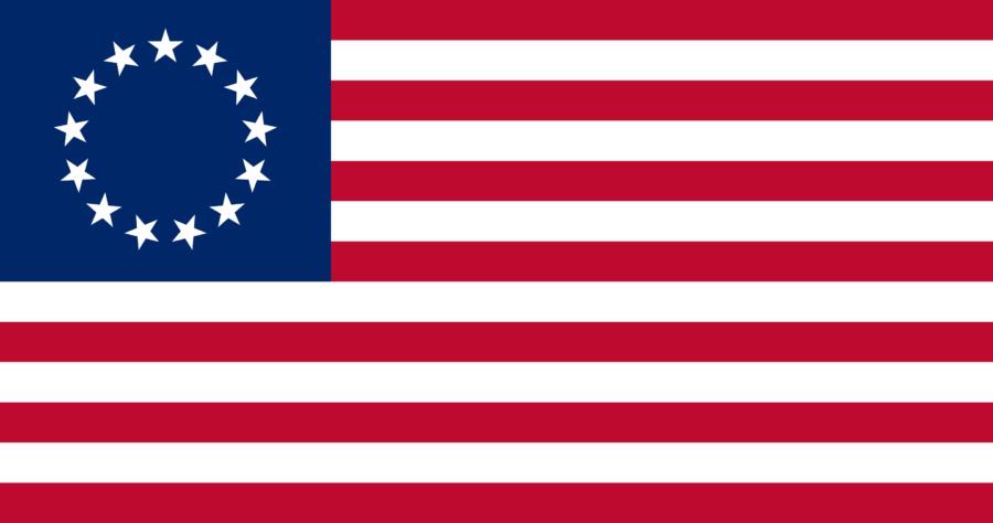 Betsy Ross Flag Design