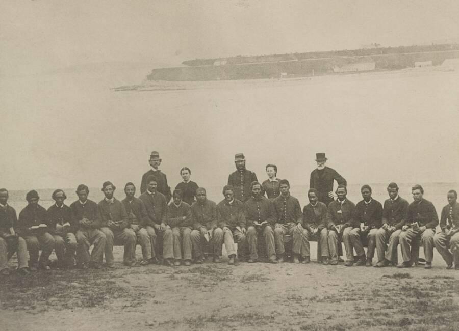 Black Civil War Unit