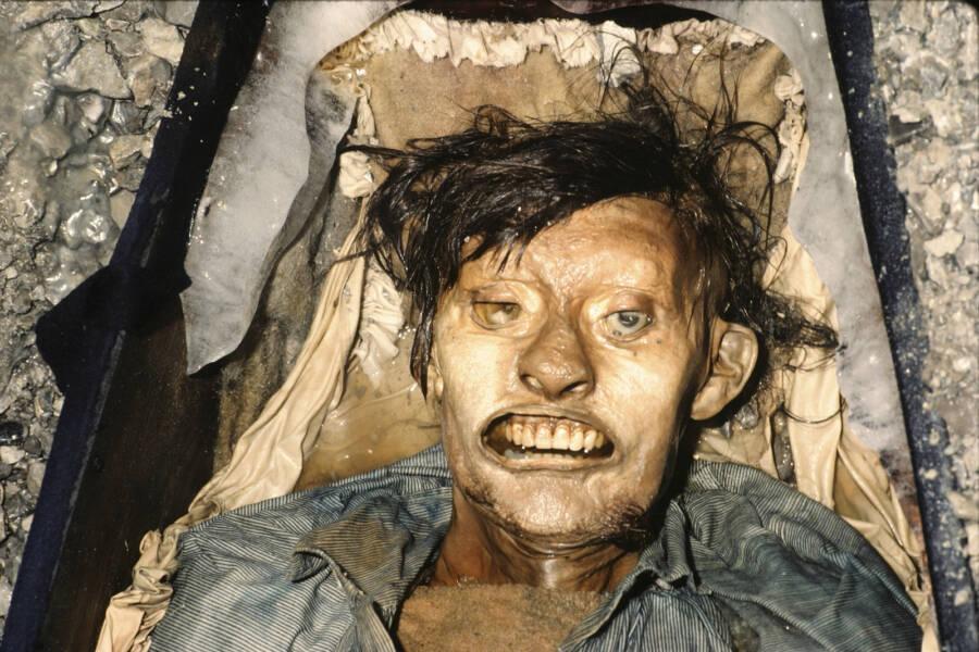 Body Of John Hartnell