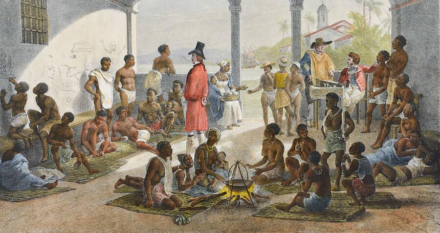 Confederados In Brazil