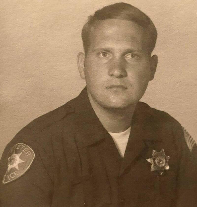 Joseph James Deangelo As A Cop