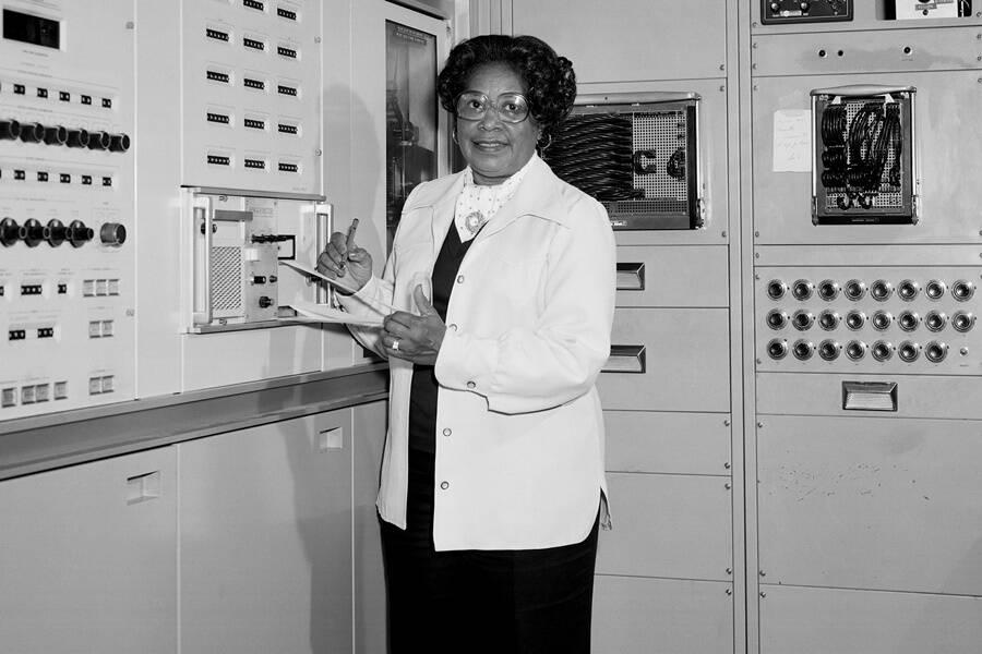 Engineer Mary Jackson