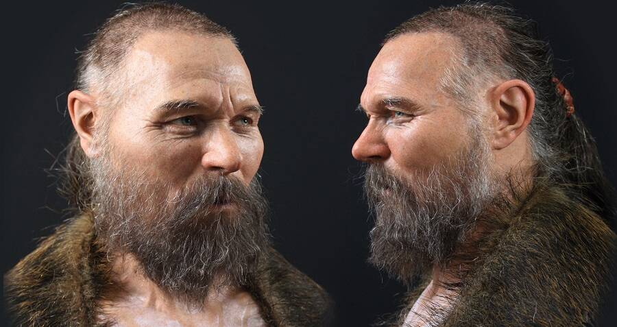 Experts Reconstruct Face Of Stone Age Man Who Was Killed In A Gory Ritual 8,000 Years Ago