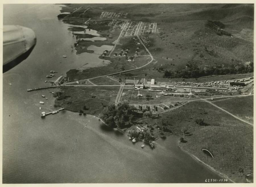 Fordlandia From Above