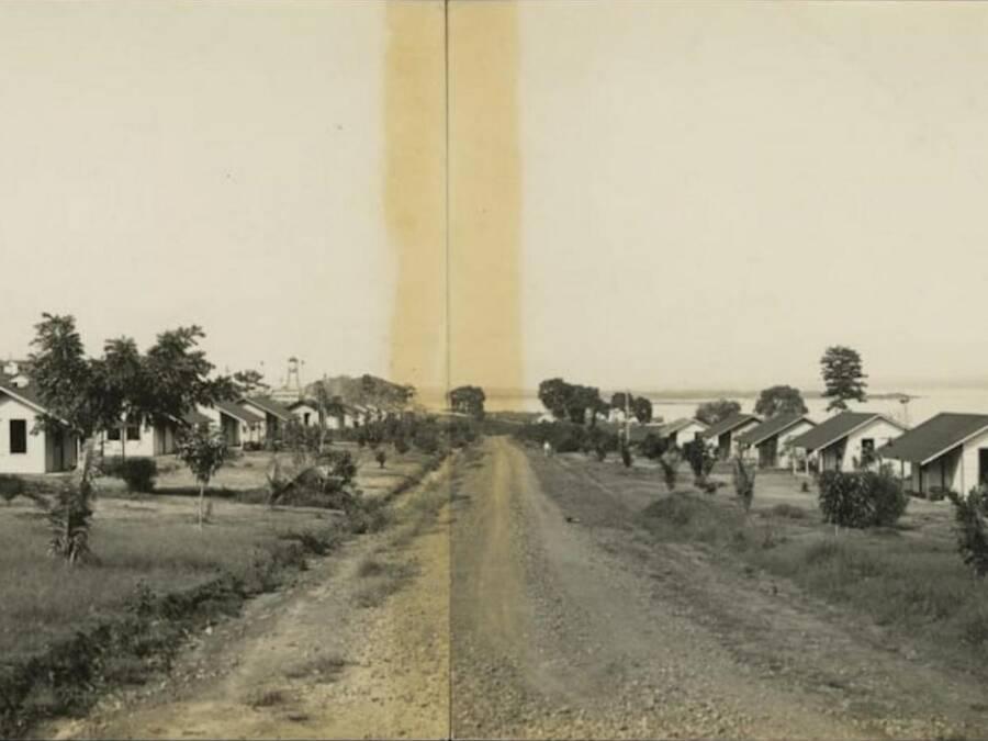 Casas em Fordlândia