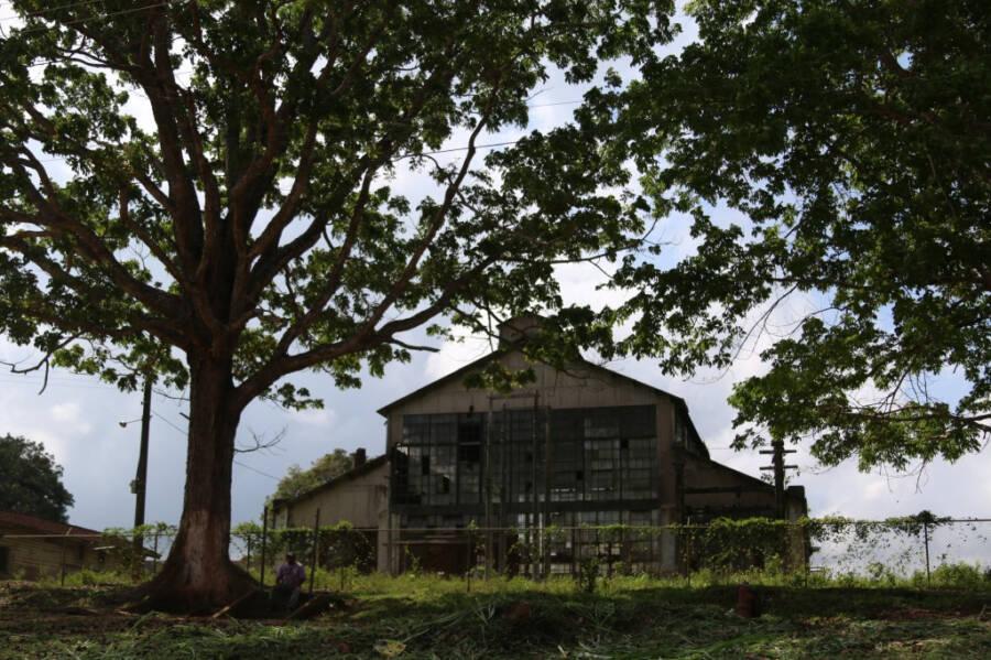 Fordlândia Abandoned