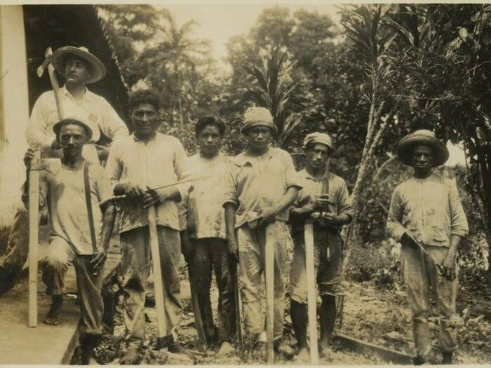 Fords Brazilian Workers