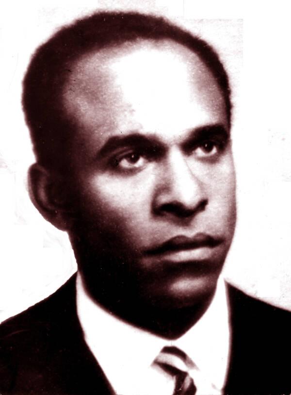 Portrait Of Frantz Fanon