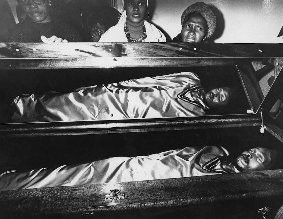 Funeral Of Steve Biko