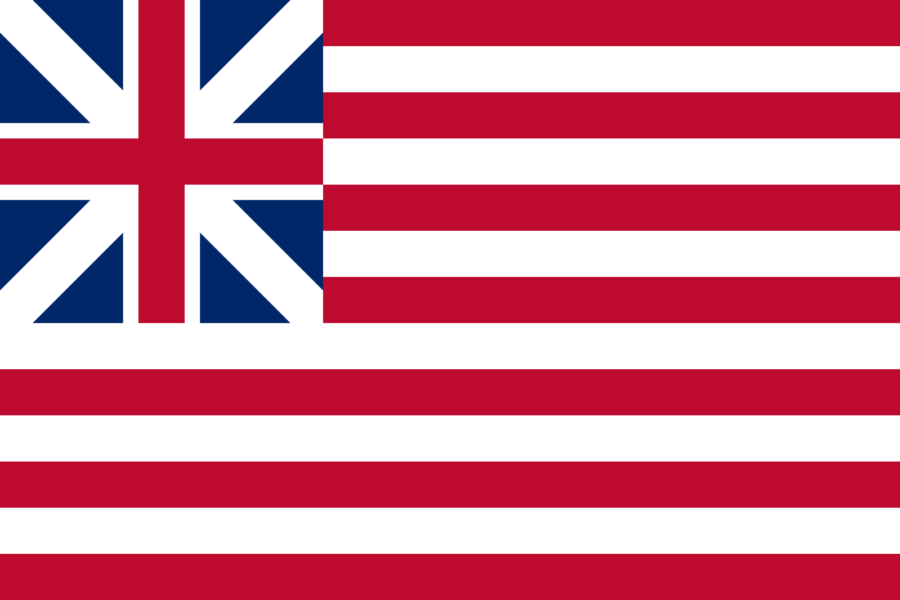 Grand Union Flag Design