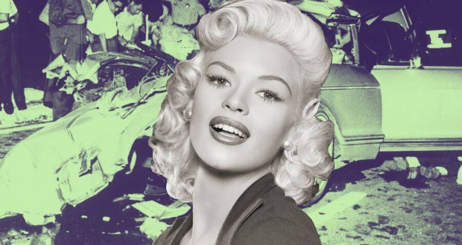 How Jayne Mansfield's Gruesome Death Sparked Rumors About Decapitation And Satanic Curses