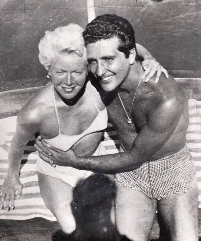 Johnny Stompanato And Lana Turner