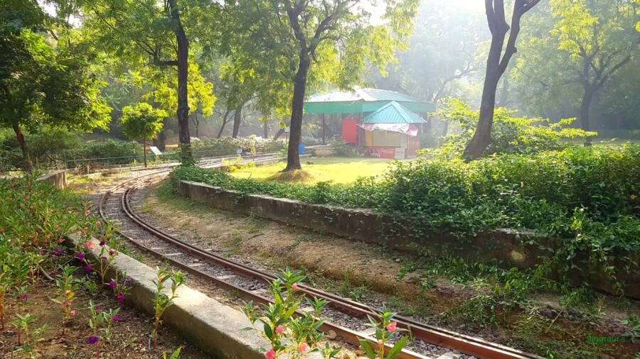 Kanpur Zoological Park Train Station