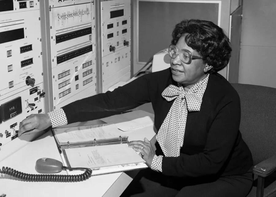 Mary Jackson na NASA