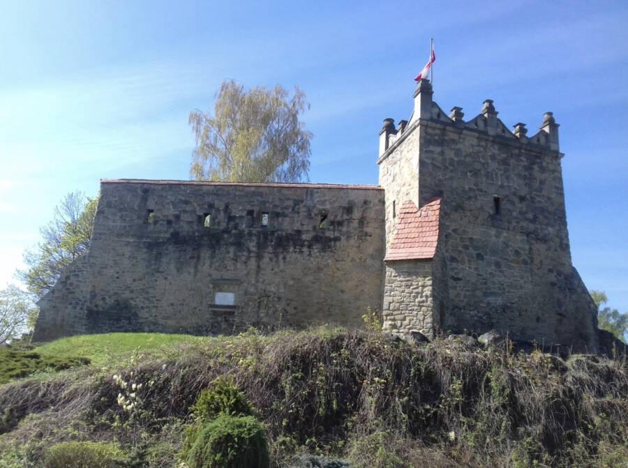 Castelo Nowy Sacz