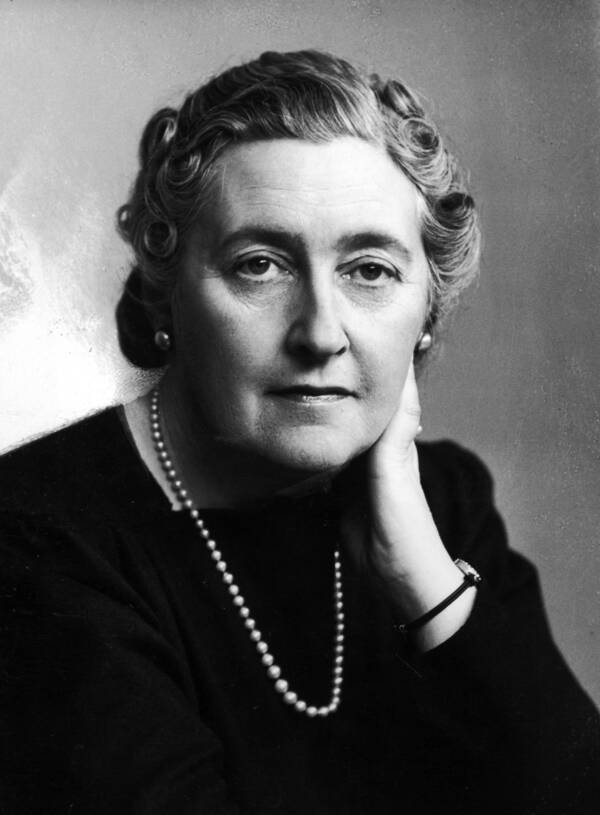 Old Agatha Christie