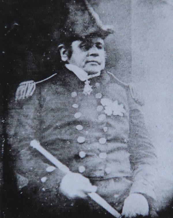 Photo Of John Franklin
