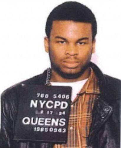 Police Photo Of Brownridge