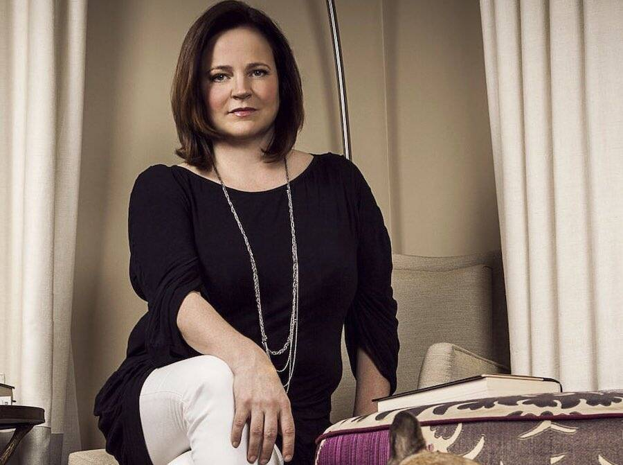 Portrait Of Michelle Mcnamara