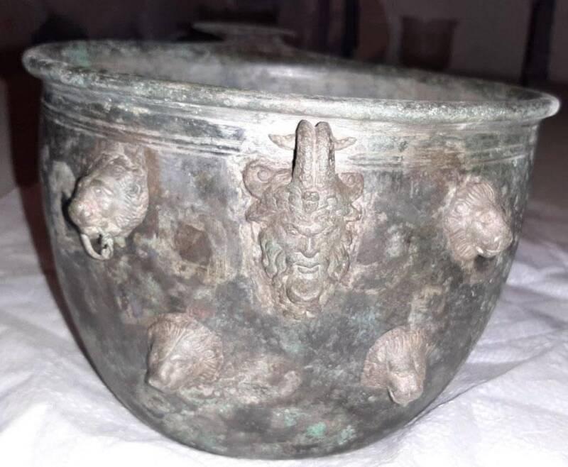 Roman Era Bowl