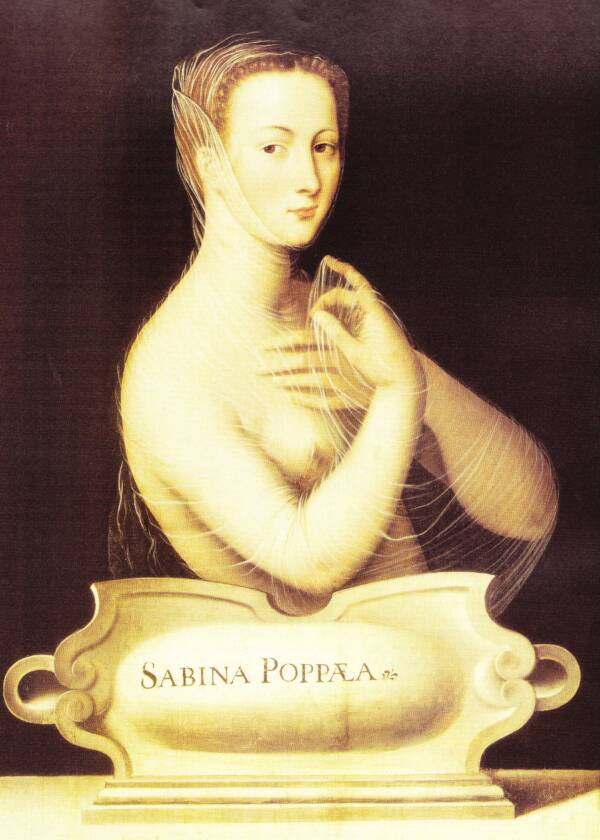 Sabina Portrait