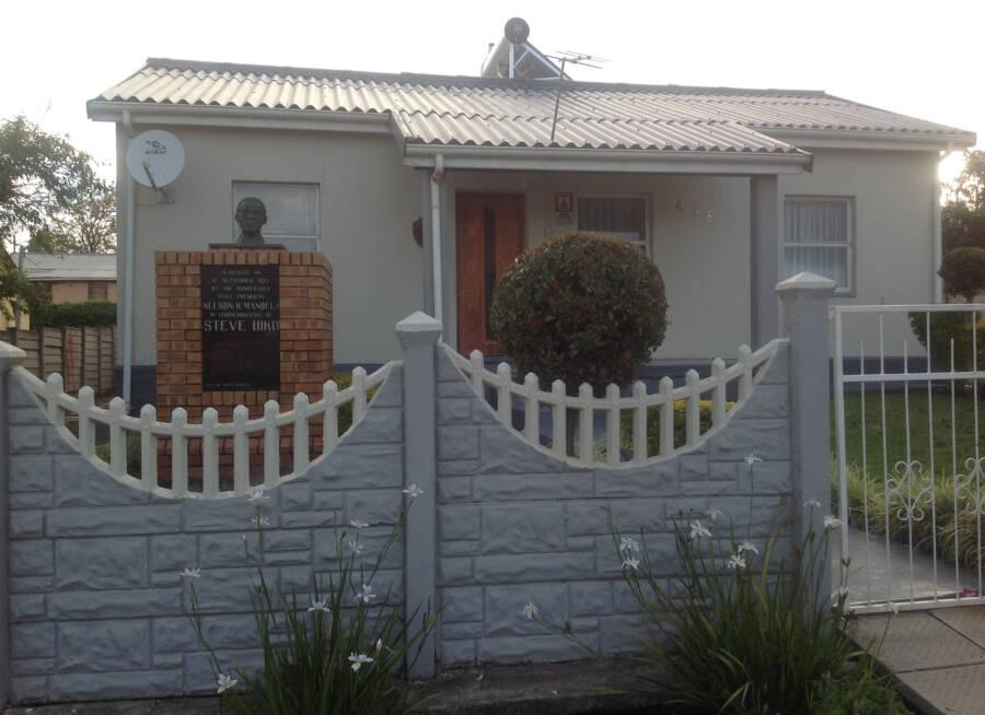 House Of Steve Biko