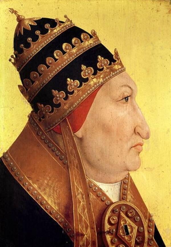 The Borgia Pope