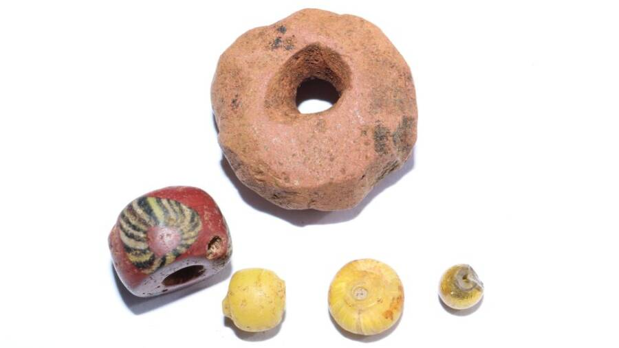 Viking Artifacts At Stöð
