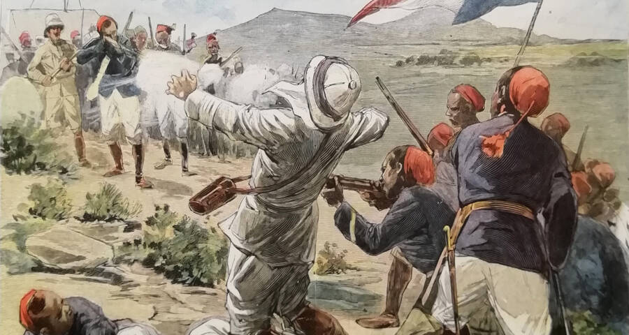 The Story Of France's Colonialist Reign Of Terror In West Africa That Left A Trail Of Corpses In Its Wake