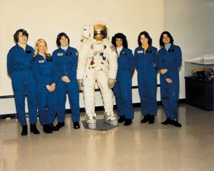 Women Astronauts At Nasa