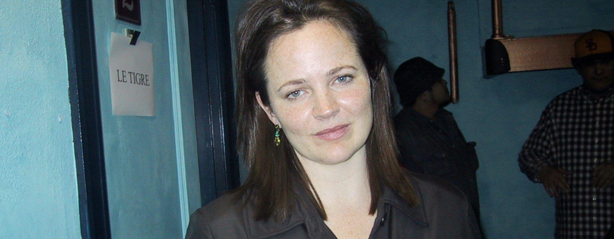Young Michelle McNamara