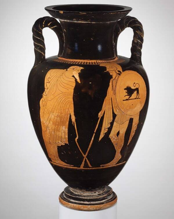 Cerâmica do grego clássico