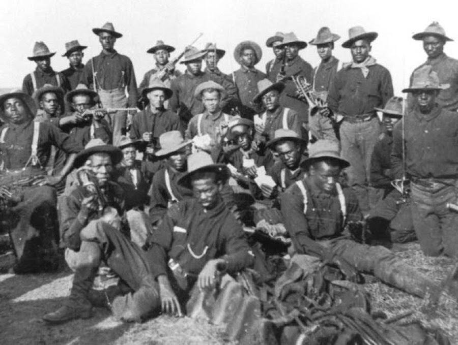 Buffalo Soldiers Image