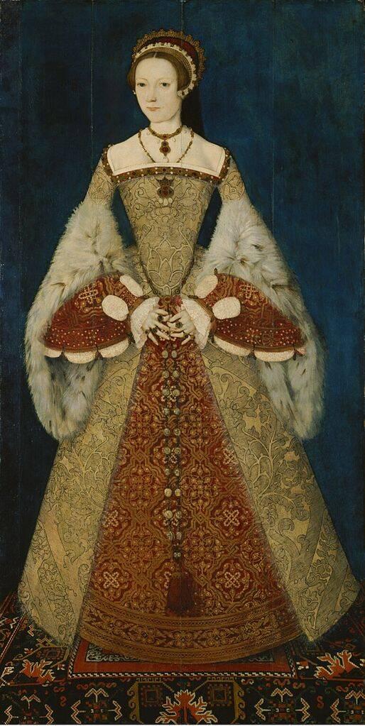 Catherine Parr Portrait