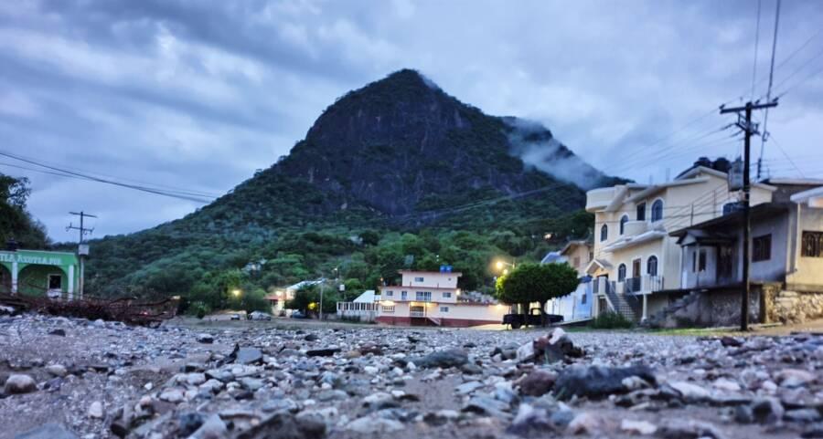 Cerro De Peña Mountain