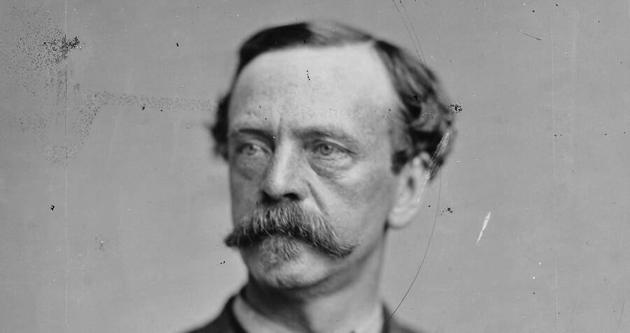 Meet Dan Sickles, The Congressman Who Got Away With Murdering His Wife's Lover By Pleading Insanity
