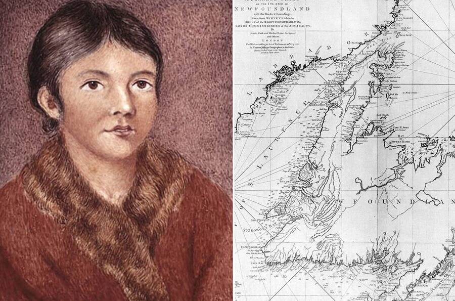 Demasduit The Beothuk Woman
